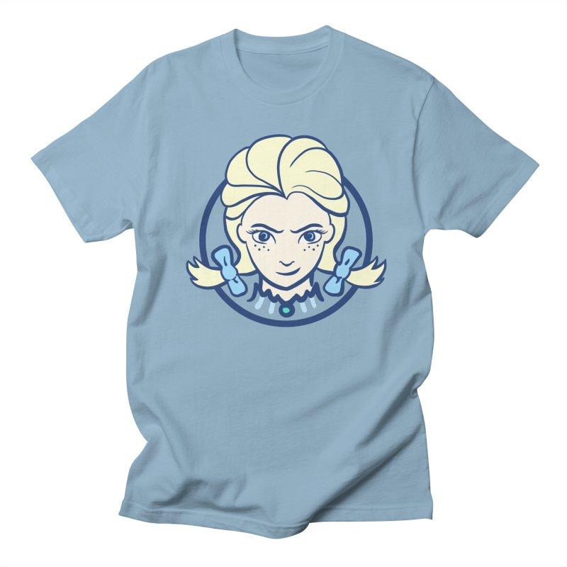 #neverfrozen Women's Unisex T-Shirt by dZus's Artist Shop