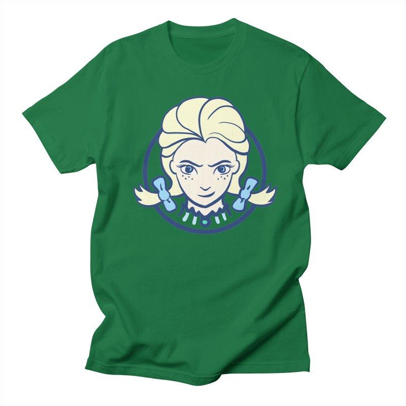 #neverfrozen Men's Regular T-Shirt by dZus's Artist Shop