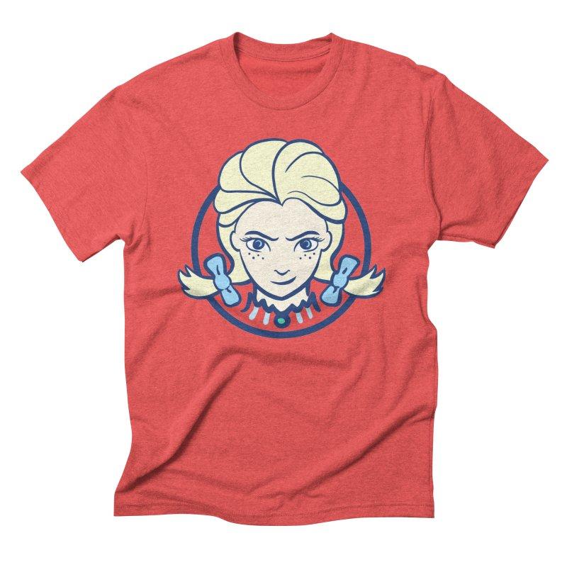 #neverfrozen Men's Triblend T-Shirt by dZus's Artist Shop