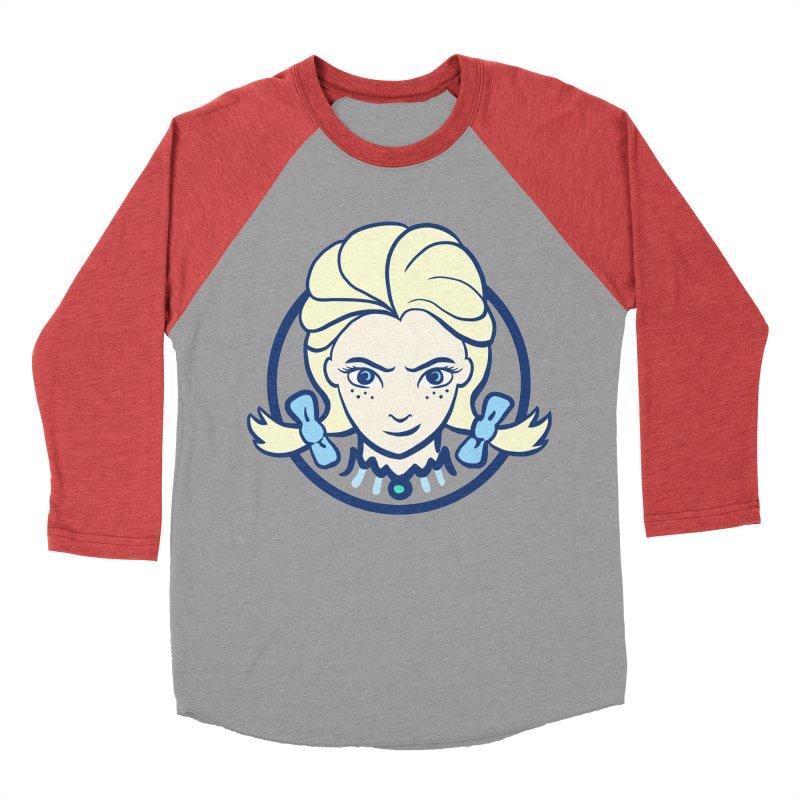#neverfrozen Women's Baseball Triblend Longsleeve T-Shirt by dZus's Artist Shop