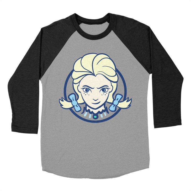 #neverfrozen Men's Baseball Triblend Longsleeve T-Shirt by dZus's Artist Shop
