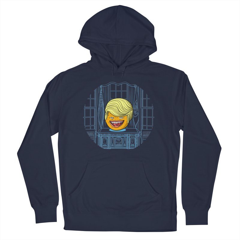 Annoying Orange in the White House Women's Pullover Hoody by dZus's Artist Shop