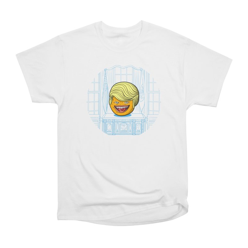 Annoying Orange in the White House Men's Classic T-Shirt by dZus's Artist Shop