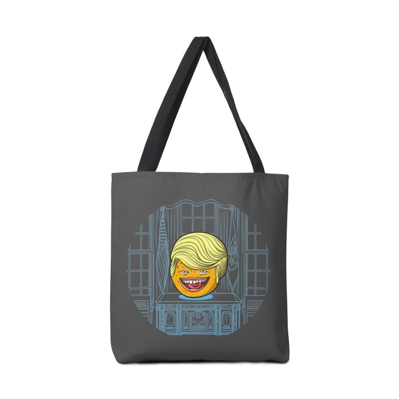 Annoying Orange in the White House Accessories Bag by dZus's Artist Shop