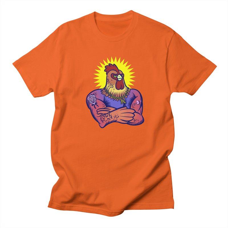 One Tough Bird Men's T-Shirt by dZus's Artist Shop