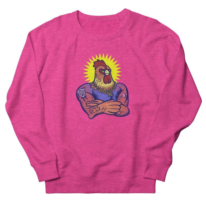 One Tough Bird Women's Sweatshirt by dZus's Artist Shop