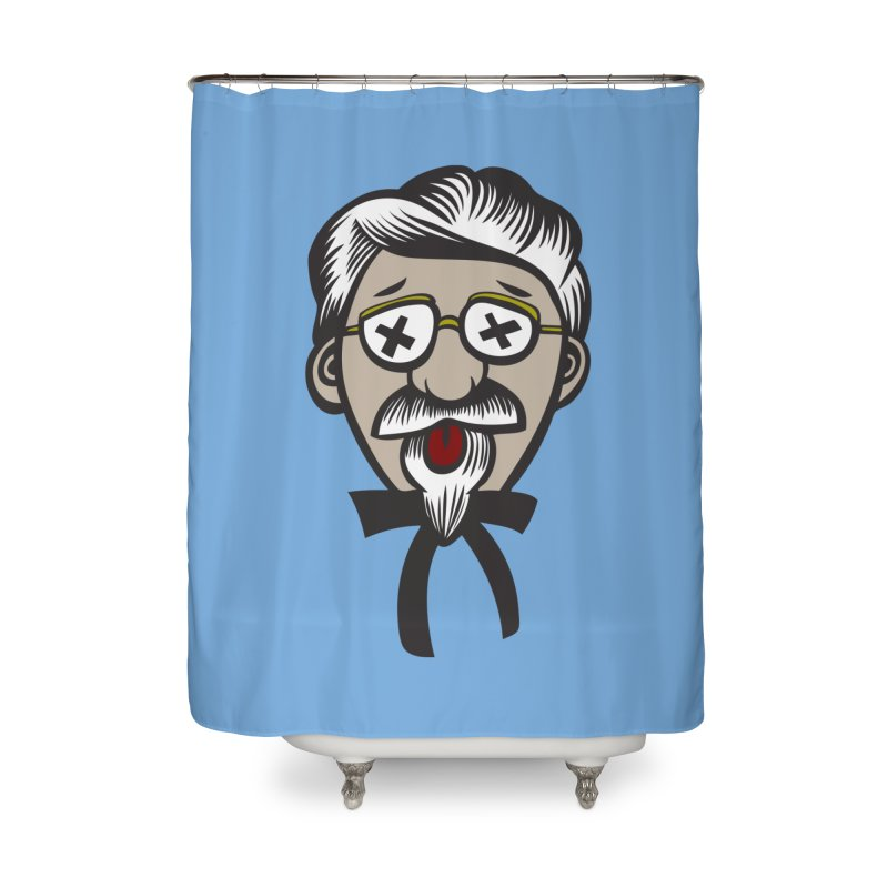 Fowl Play Home Shower Curtain by dZus's Artist Shop