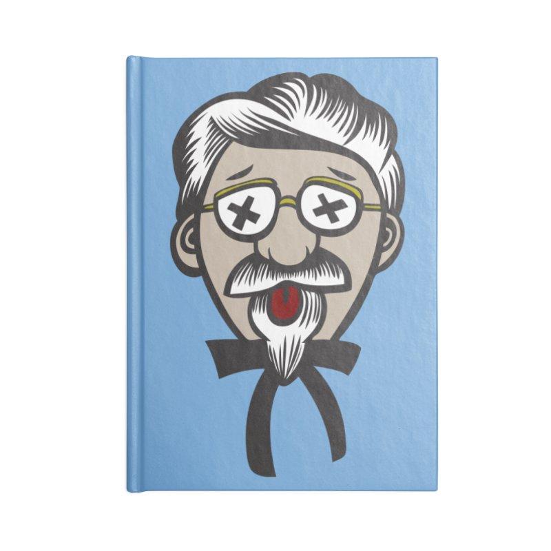 Fowl Play Accessories Notebook by dZus's Artist Shop