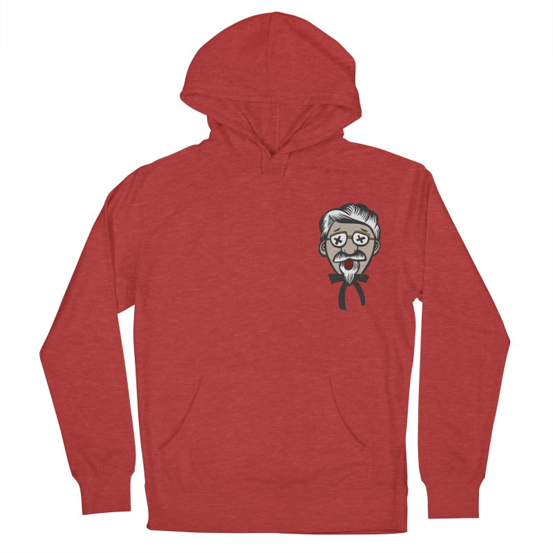 Fowl Play Women's Pullover Hoody by dZus's Artist Shop
