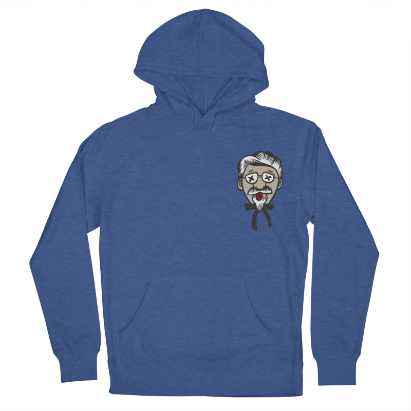 Fowl Play Men's Pullover Hoody by dZus's Artist Shop