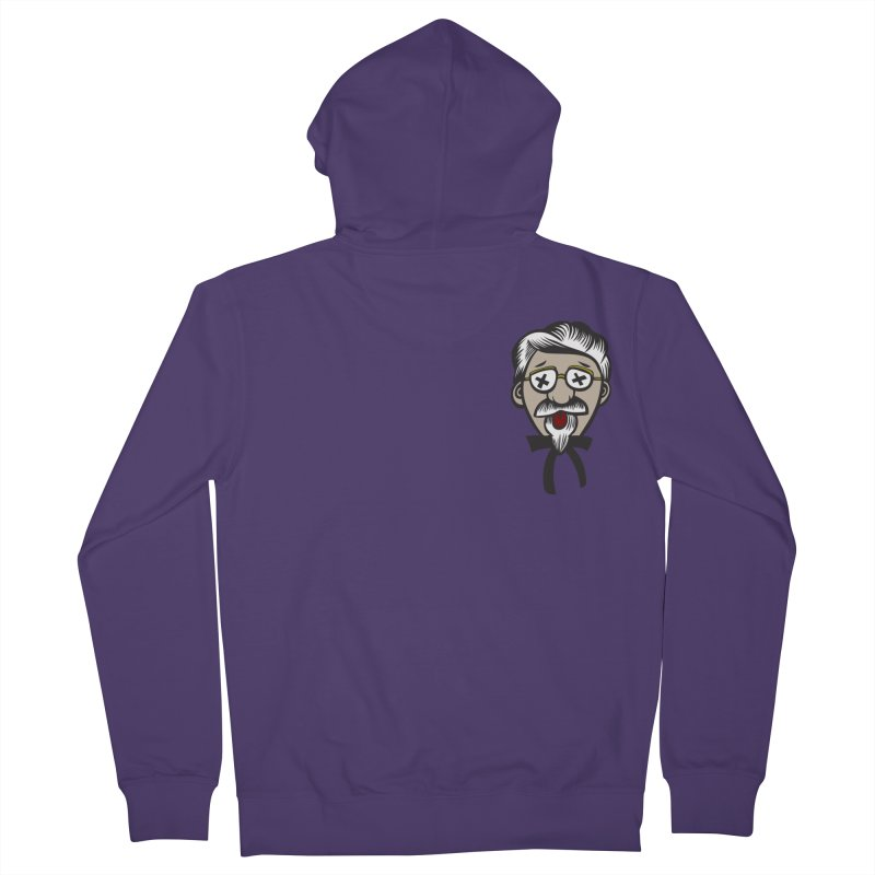 Fowl Play Women's Zip-Up Hoody by dZus's Artist Shop
