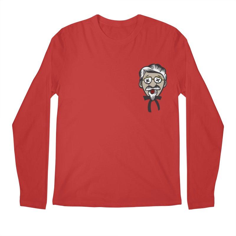 Fowl Play Men's Longsleeve T-Shirt by dZus's Artist Shop