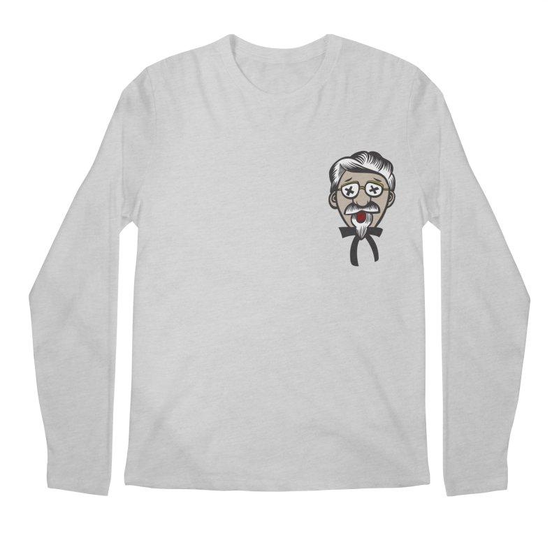 Fowl Play Men's Regular Longsleeve T-Shirt by dZus's Artist Shop