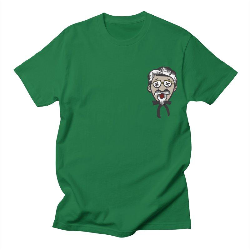 Fowl Play Men's Regular T-Shirt by dZus's Artist Shop