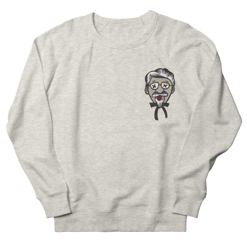Fowl Play Women's French Terry Sweatshirt by dZus's Artist Shop