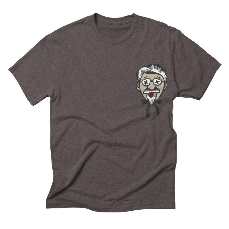 Fowl Play Men's Triblend T-shirt by dZus's Artist Shop