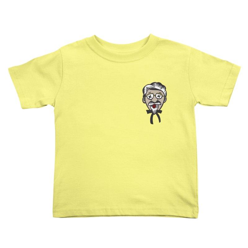 Fowl Play Kids Toddler T-Shirt by dZus's Artist Shop