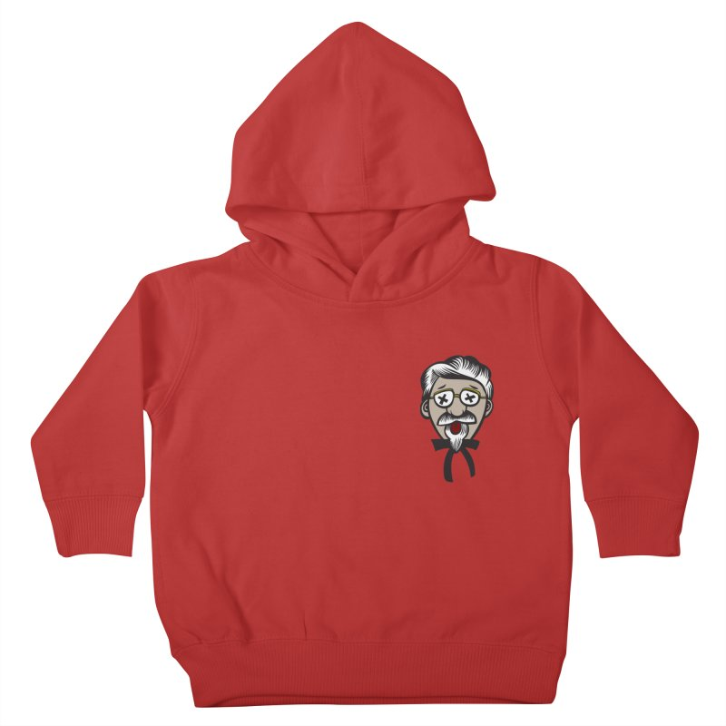Fowl Play Kids Toddler Pullover Hoody by dZus's Artist Shop
