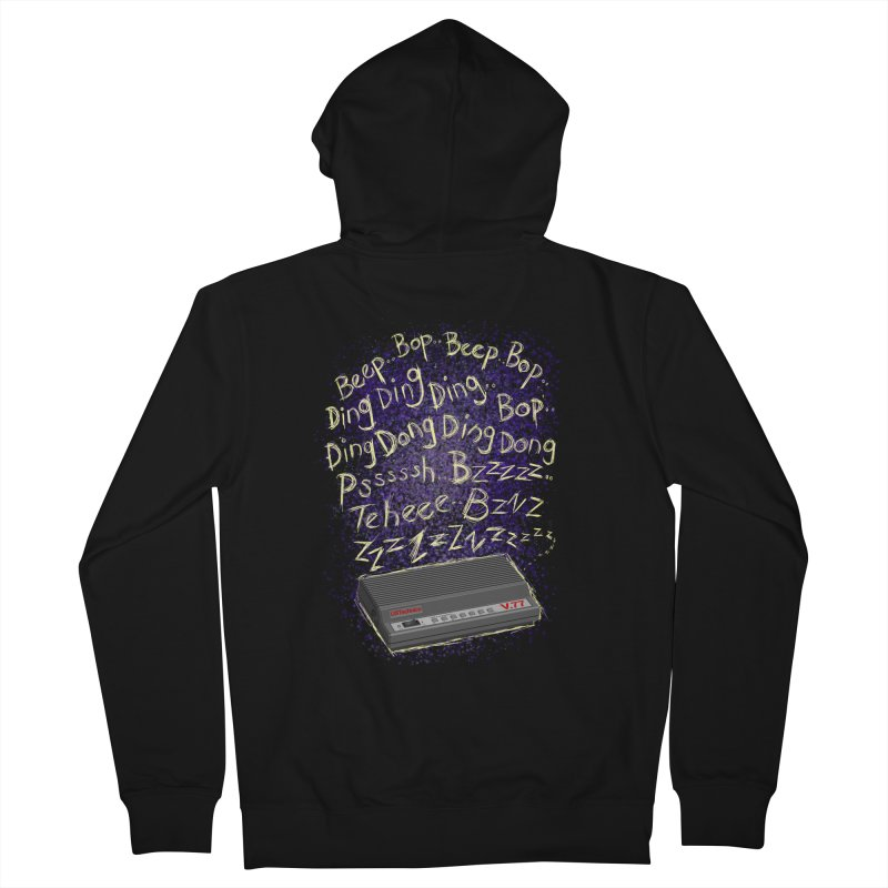 56K Life Men's French Terry Zip-Up Hoody by dZus's Artist Shop
