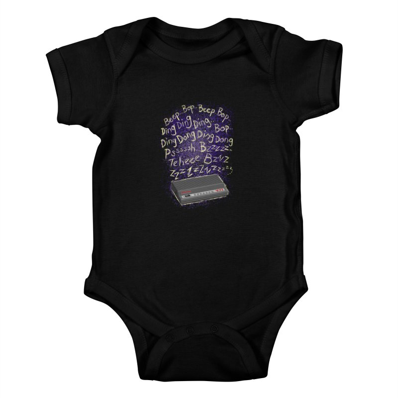 56K Life Kids Baby Bodysuit by dZus's Artist Shop