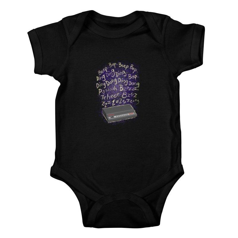 56K Life Kids Baby Bodysuit by dZus's Artist Shop