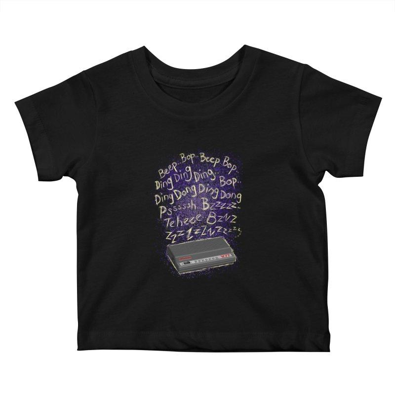 56K Life Kids Baby T-Shirt by dZus's Artist Shop
