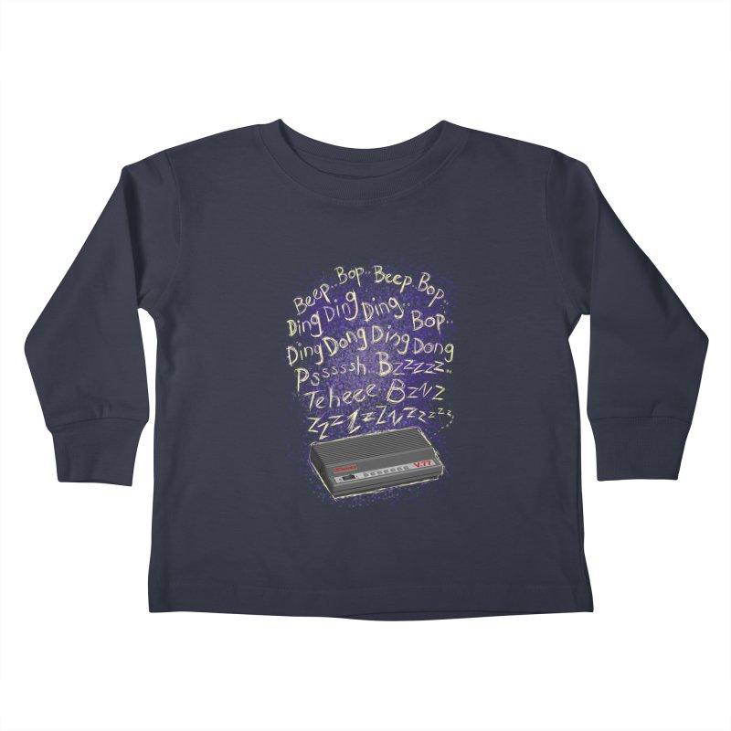 56K Life Kids Toddler Longsleeve T-Shirt by dZus's Artist Shop
