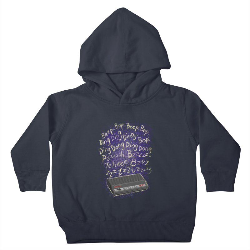 56K Life Kids Toddler Pullover Hoody by dZus's Artist Shop