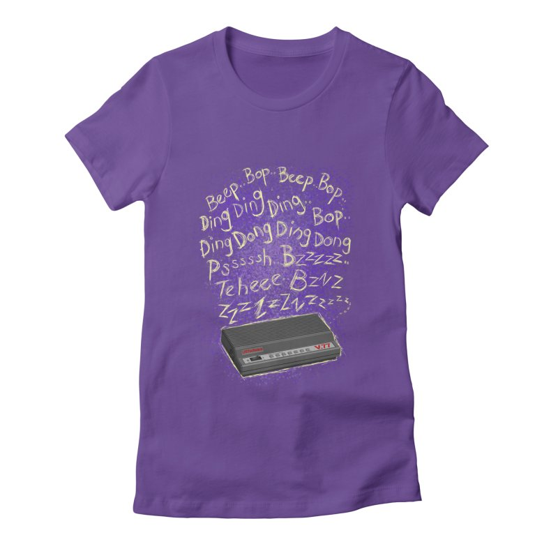 56K Life Women's Fitted T-Shirt by dZus's Artist Shop