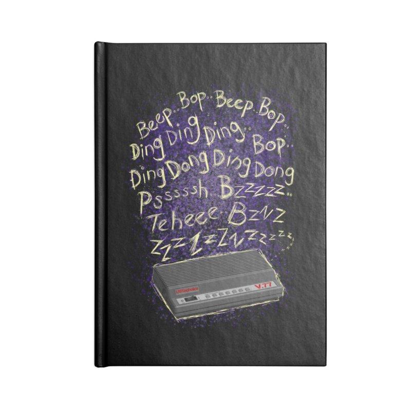 56K Life Accessories Notebook by dZus's Artist Shop