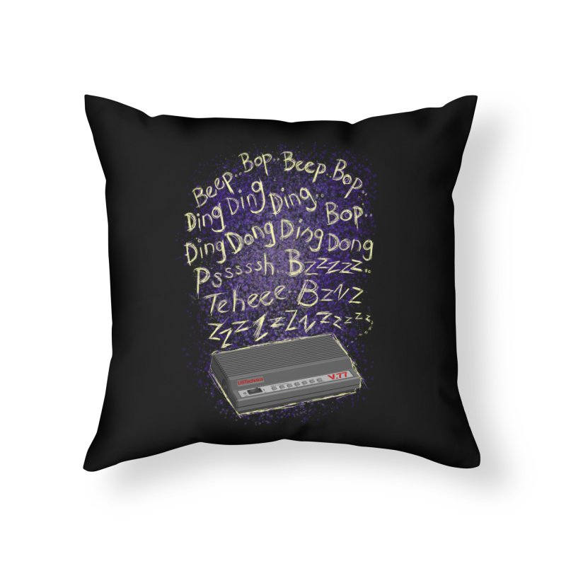 56K Life Home Throw Pillow by dZus's Artist Shop
