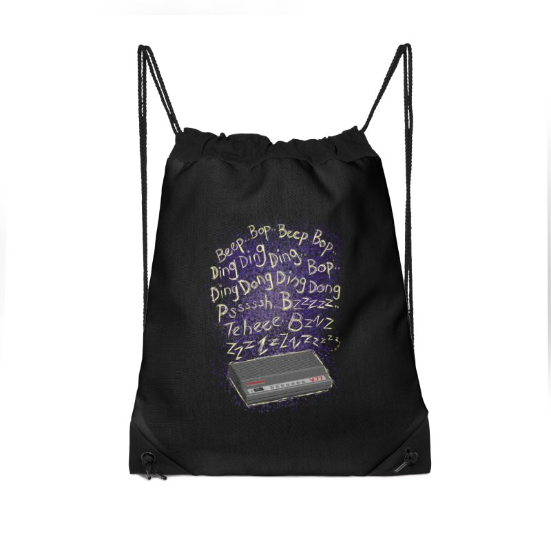 56K Life Accessories Drawstring Bag Bag by dZus's Artist Shop