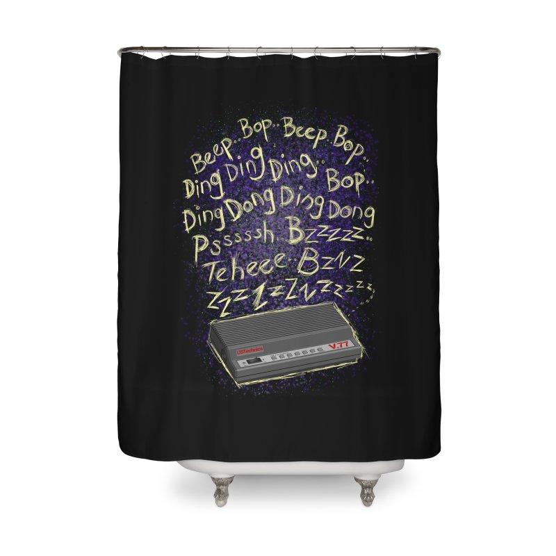 56K Life Home Shower Curtain by dZus's Artist Shop