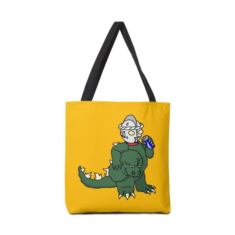 It's Ultra Tough Man Accessories Bag by dZus's Artist Shop