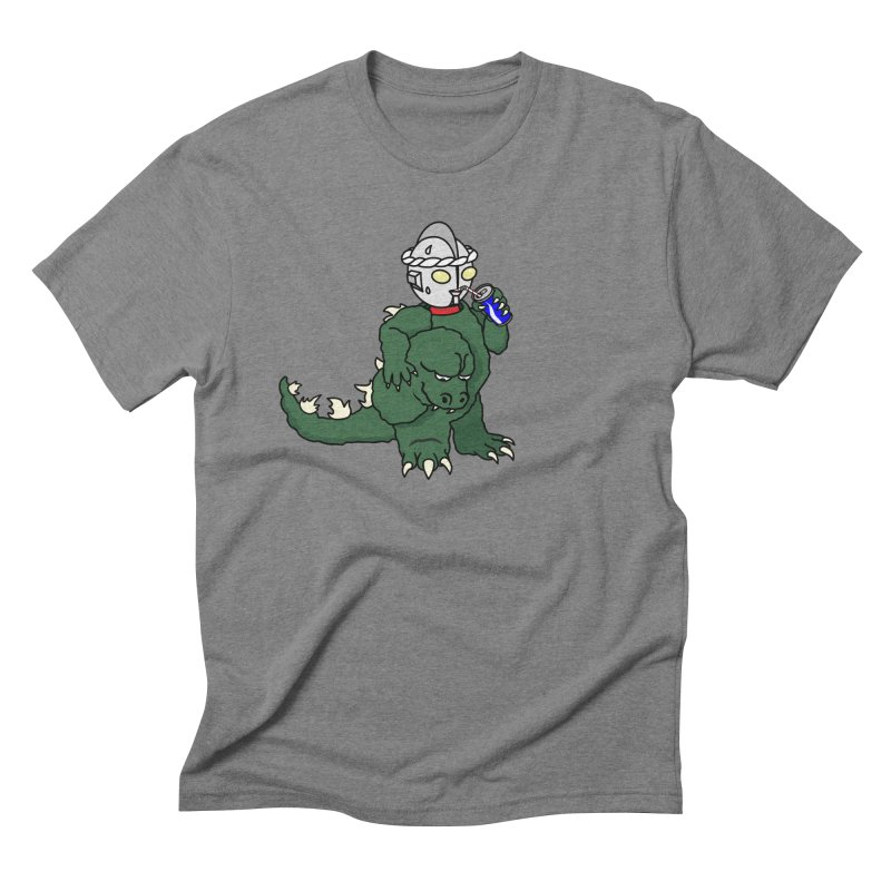 It's Ultra Tough Man Men's T-Shirt by dZus's Artist Shop