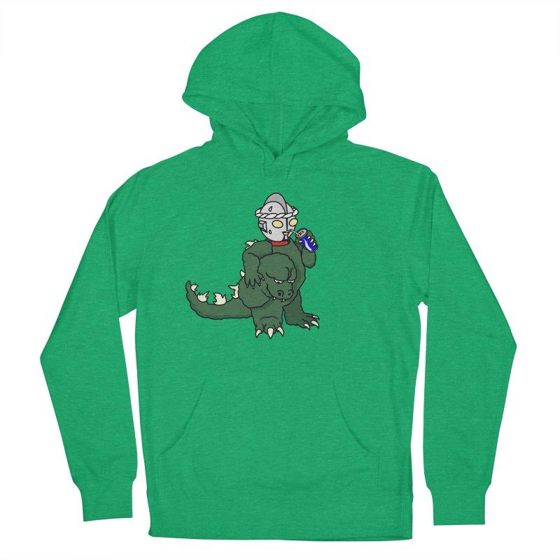 It's Ultra Tough Man Women's Pullover Hoody by dZus's Artist Shop