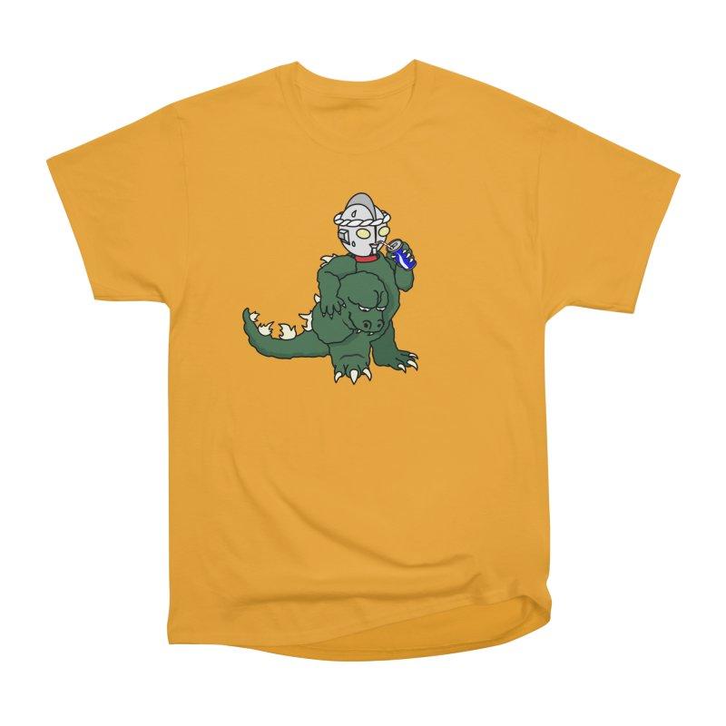 It's Ultra Tough Man Men's Heavyweight T-Shirt by dZus's Artist Shop
