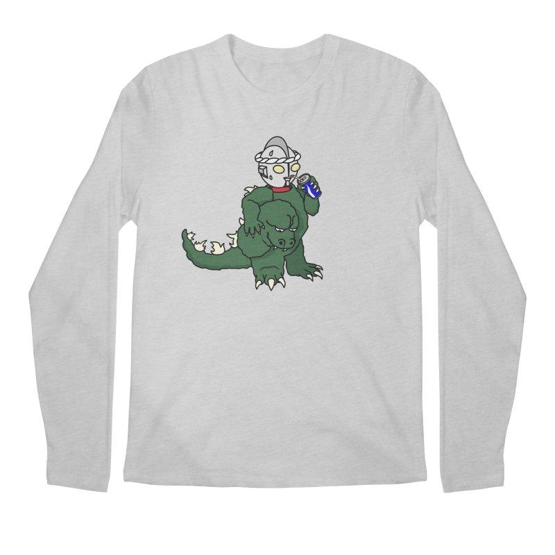It's Ultra Tough Man Men's Longsleeve T-Shirt by dZus's Artist Shop