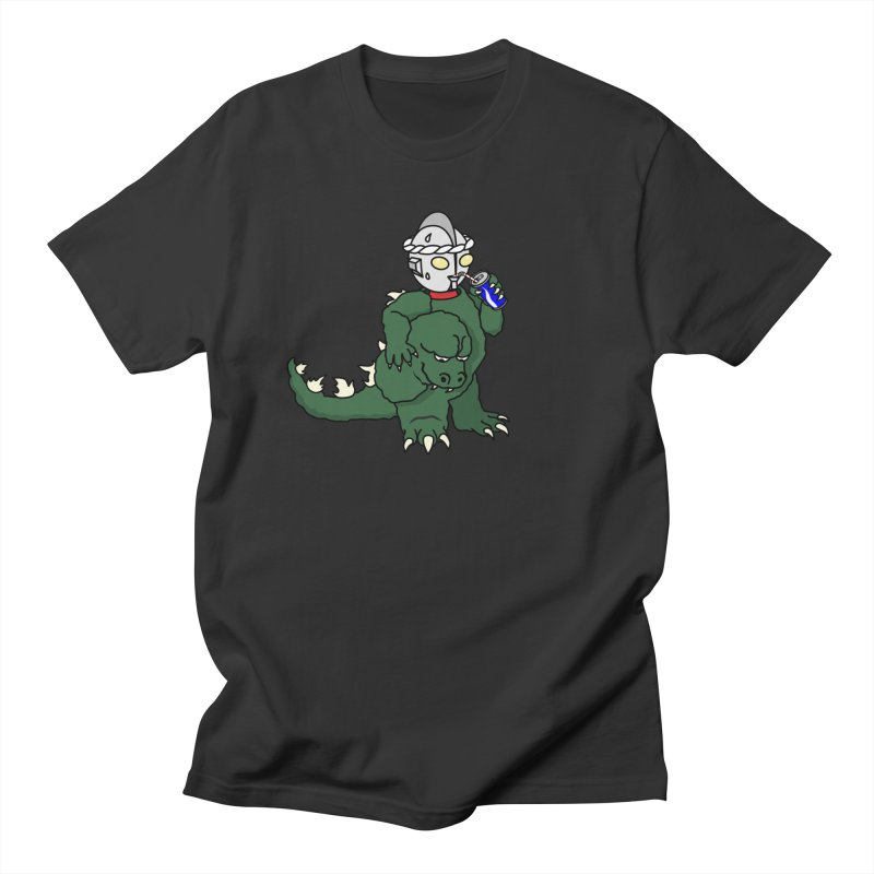 It's Ultra Tough Man Men's T-Shirt by dZus's Artist Shop