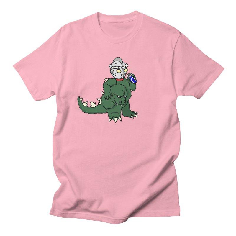 It's Ultra Tough Man Women's Regular Unisex T-Shirt by dZus's Artist Shop