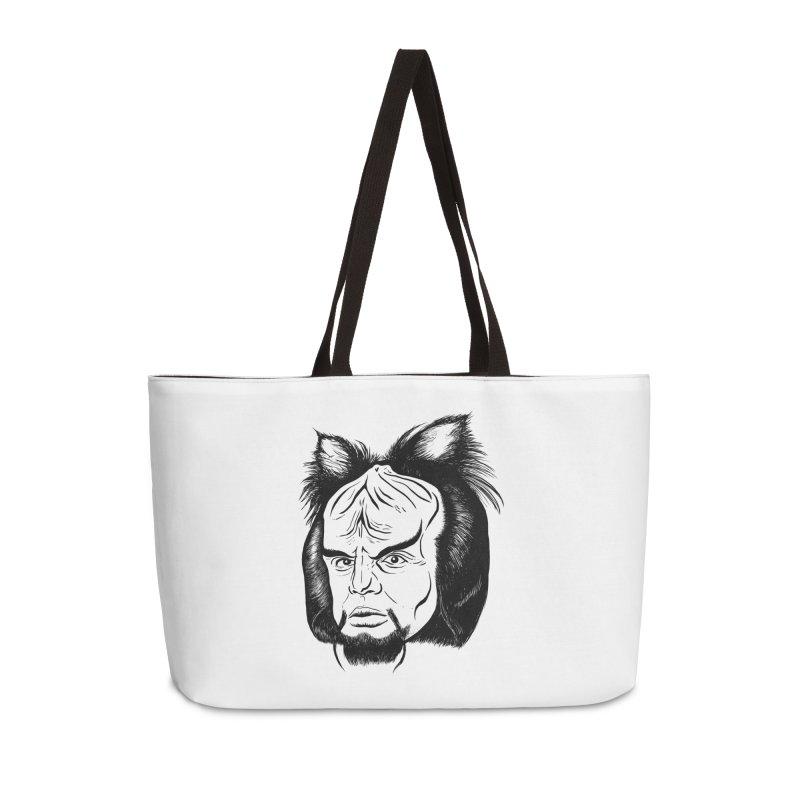 Woorf Accessories Weekender Bag Bag by dZus's Artist Shop