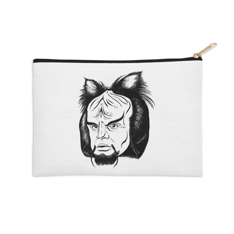 Woorf Accessories Zip Pouch by dZus's Artist Shop