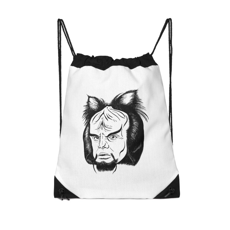 Woorf Accessories Drawstring Bag Bag by dZus's Artist Shop