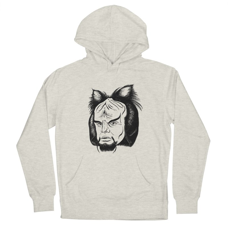 Woorf Women's French Terry Pullover Hoody by dZus's Artist Shop