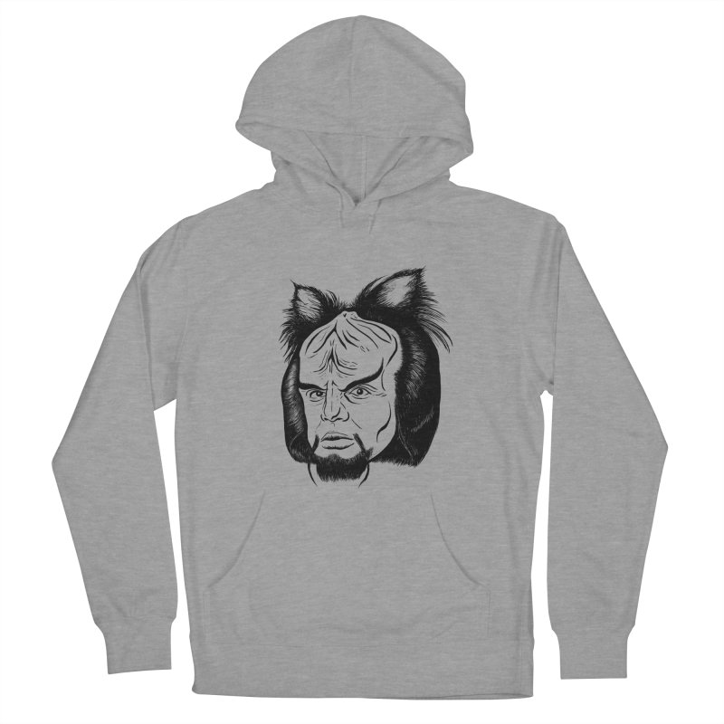 Woorf Men's French Terry Pullover Hoody by dZus's Artist Shop