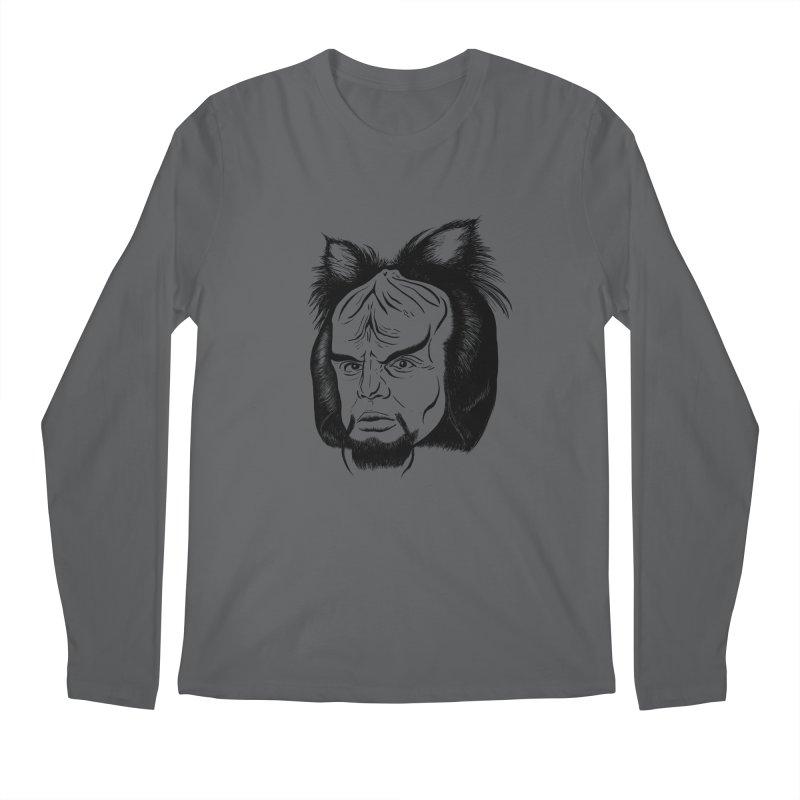 Woorf Men's Longsleeve T-Shirt by dZus's Artist Shop