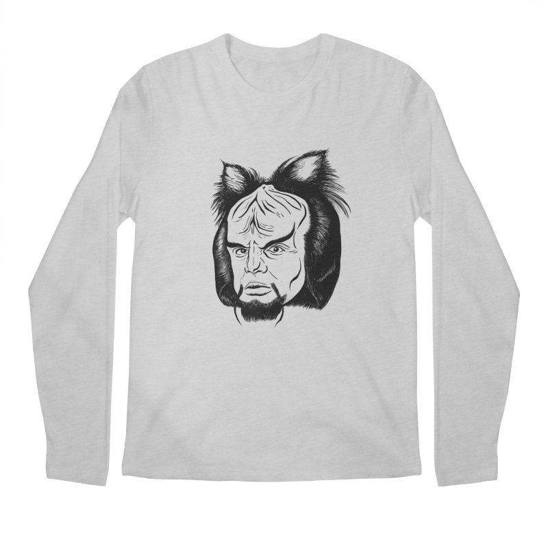 Woorf Men's Regular Longsleeve T-Shirt by dZus's Artist Shop