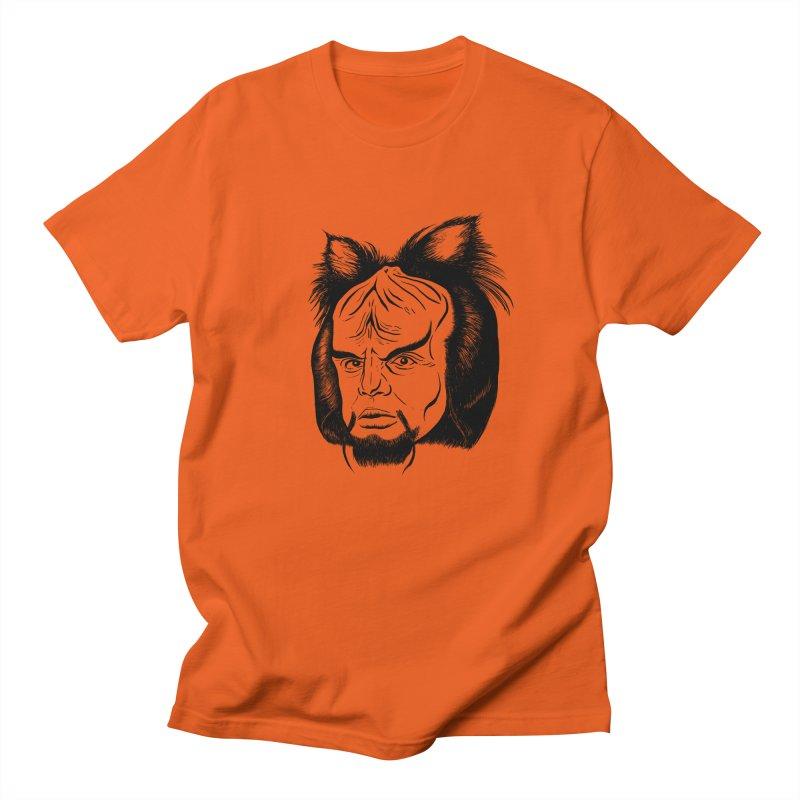 Woorf Men's T-Shirt by dZus's Artist Shop