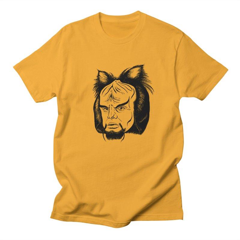 Woorf Women's Unisex T-Shirt by dZus's Artist Shop