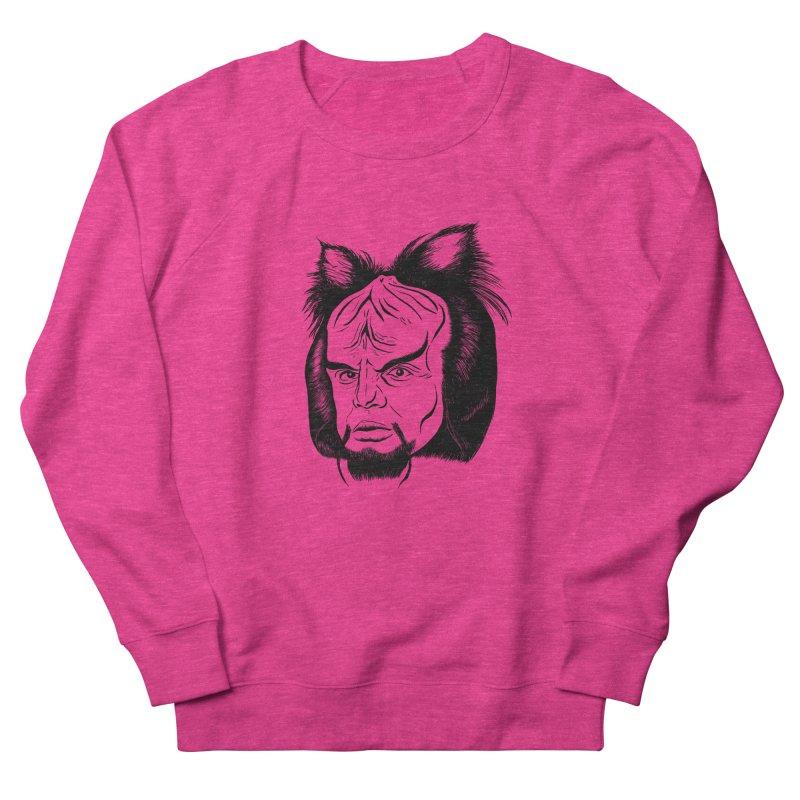 Woorf Women's French Terry Sweatshirt by dZus's Artist Shop